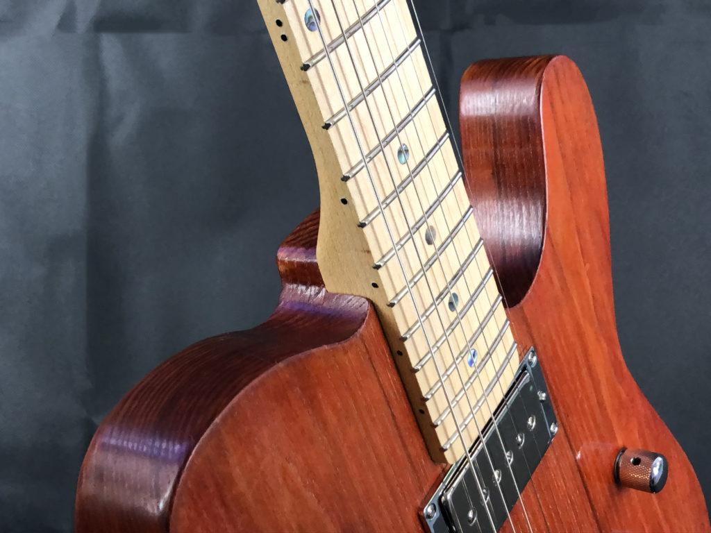 A Munson custom guitar -  tempest vintage modern 2019