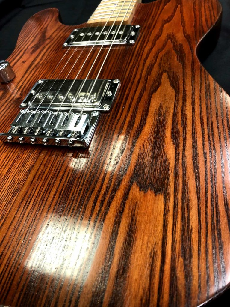 Munson Custom Shop Guitar