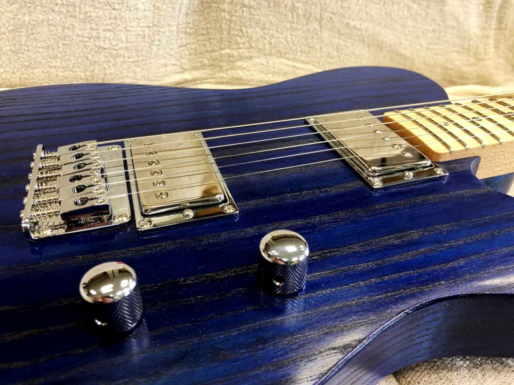 Munson Custom Shop Guitar