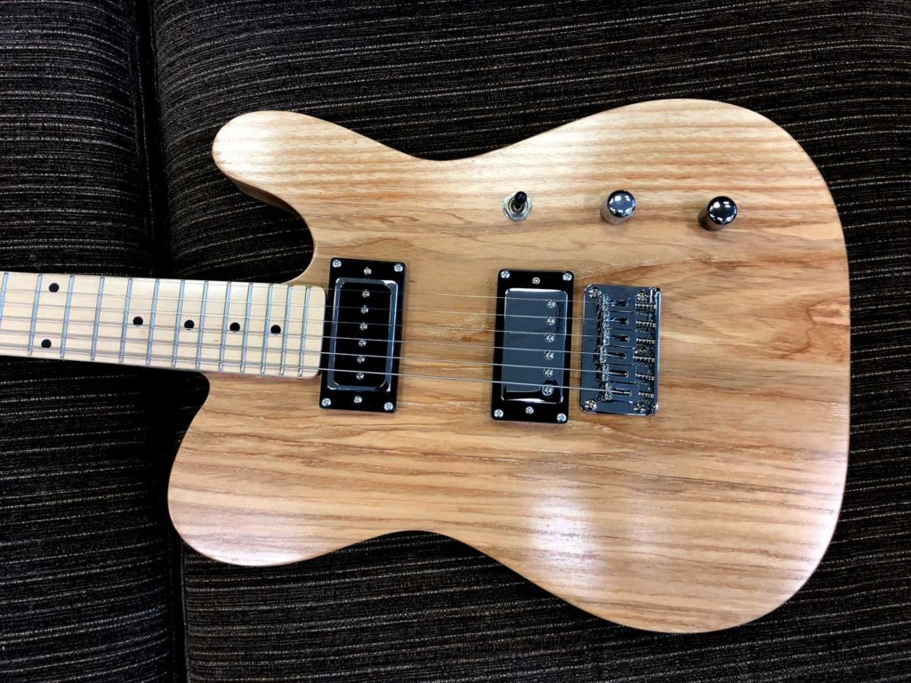 Munson Tempest Guitar