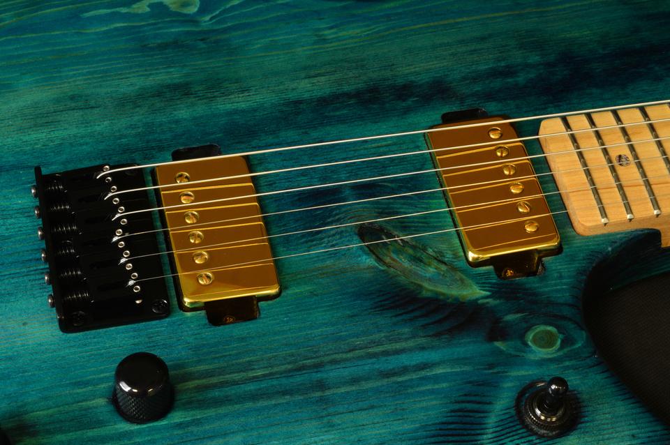 Munson marauder custom guitar