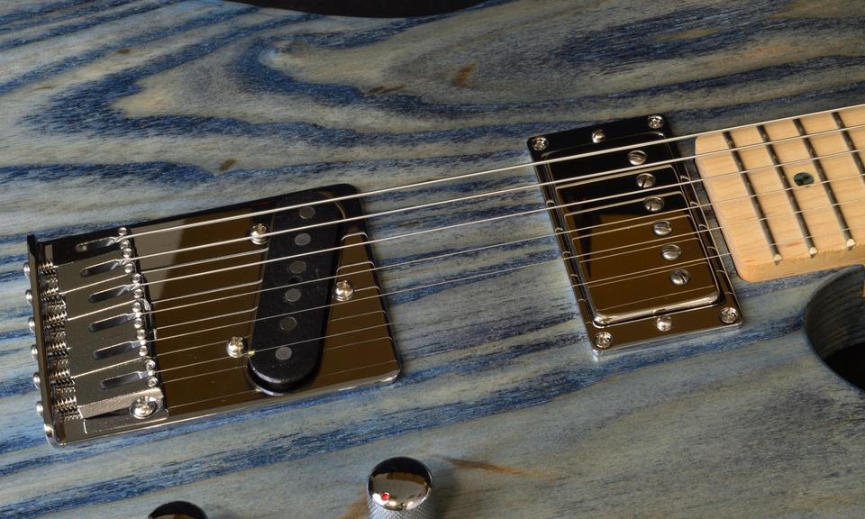 Munson tempest retro custom guitar pickups