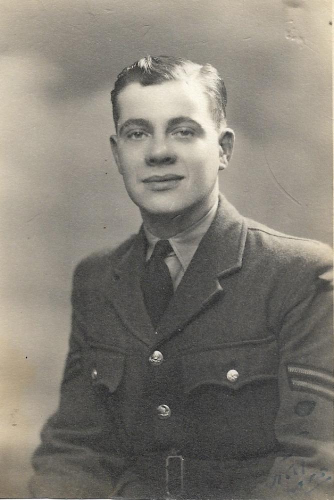 Ernie Munson - RAF