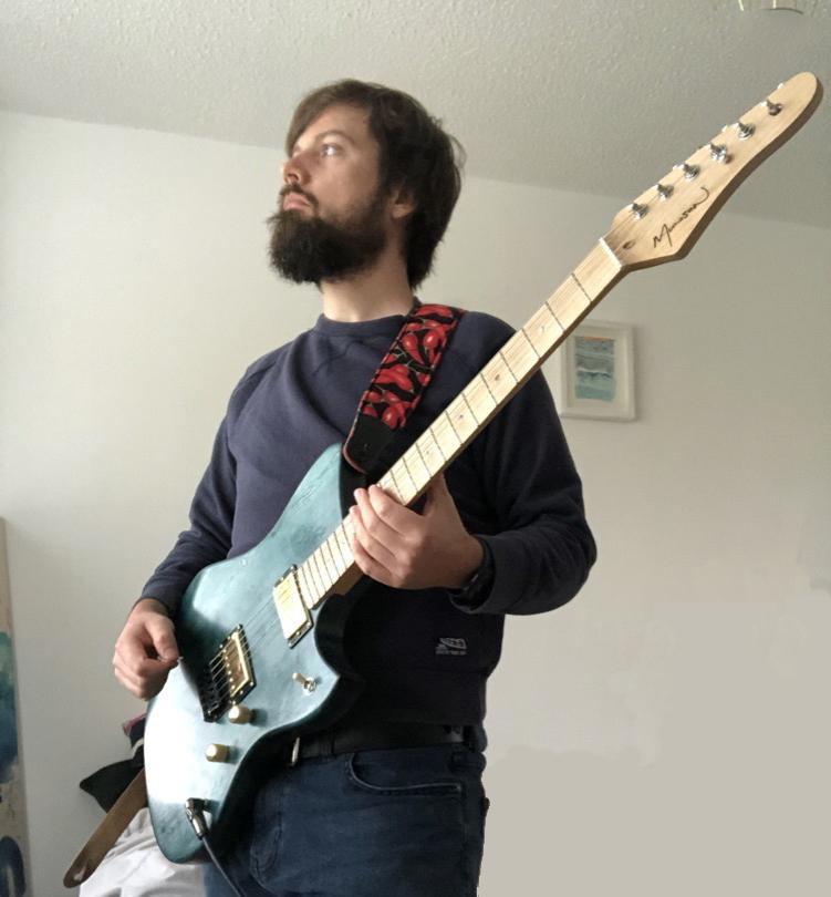 Jon Munson of Munson Guitars