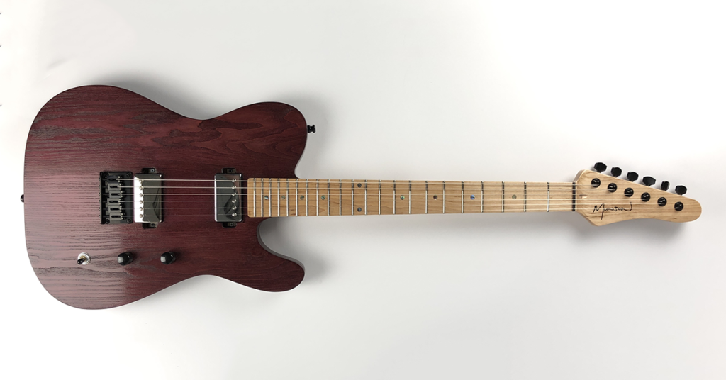 Tempest Custom Shop Guitar